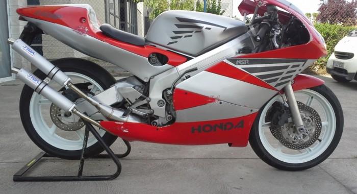 Juan's NSR250SE
