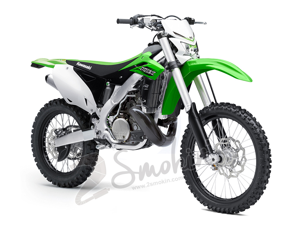 KDX250 Feature Image