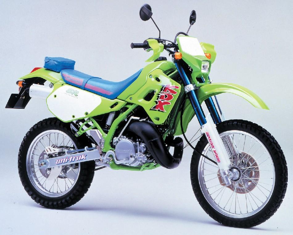 A 1991 KDX250
