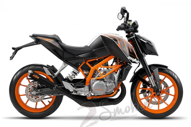 ktm 300 duke concept 2 smokin 39 passion for 2 strokes. Black Bedroom Furniture Sets. Home Design Ideas