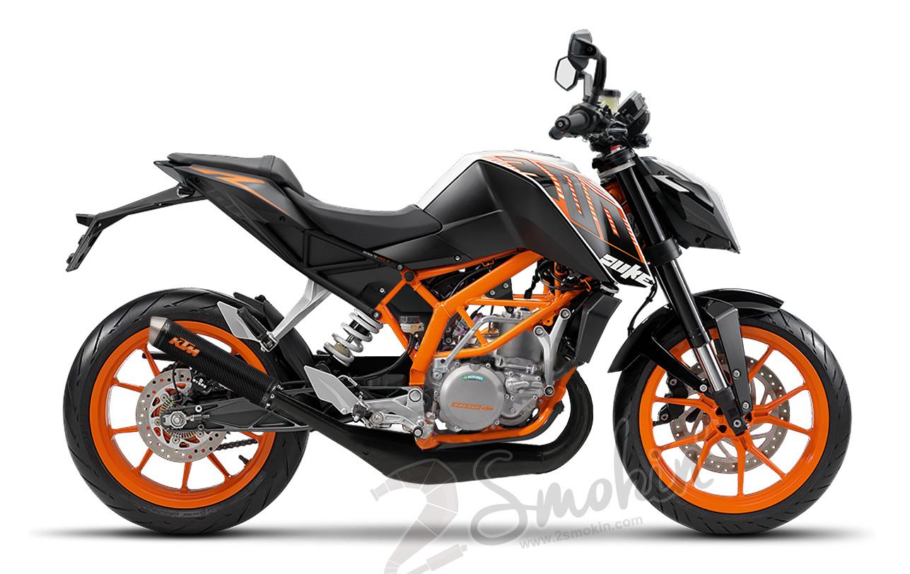 KTM 300 Duke Concept