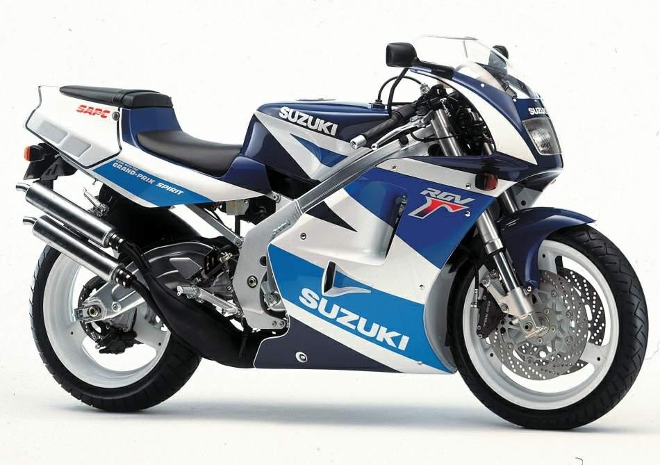 1991 Suzuki RGV250