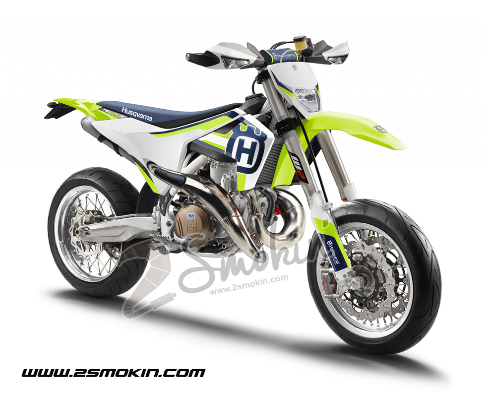 Husqvarna TS500V Featured Image