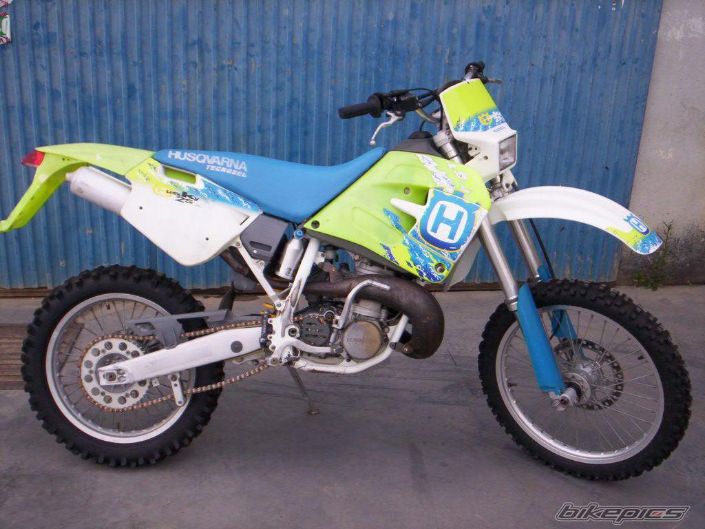 1995 Husqvarna WR360