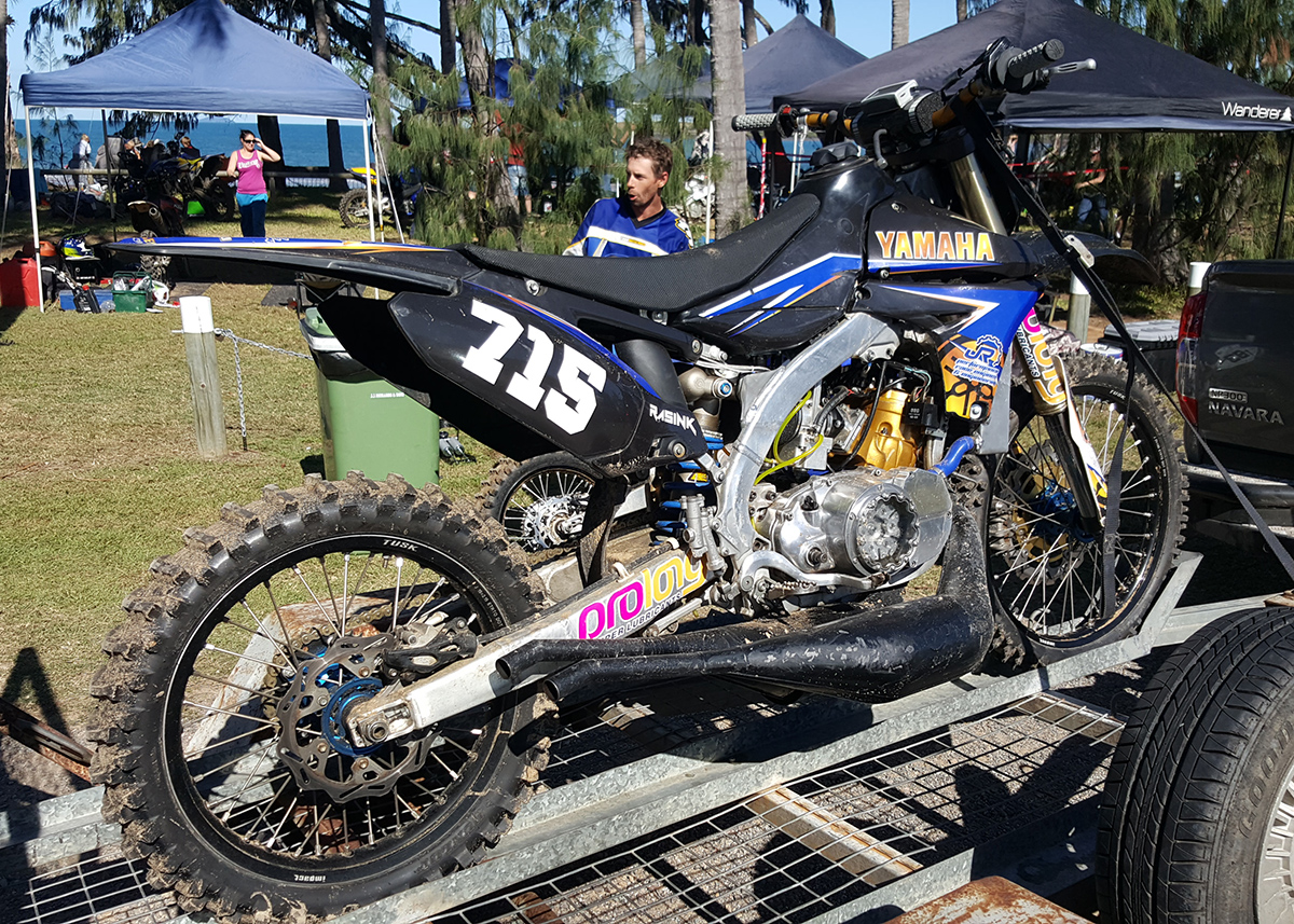 YZ Banshee Weapon