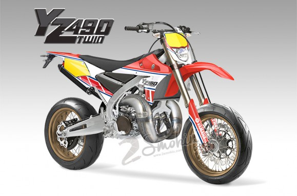 YZ490 Twin Feature Image