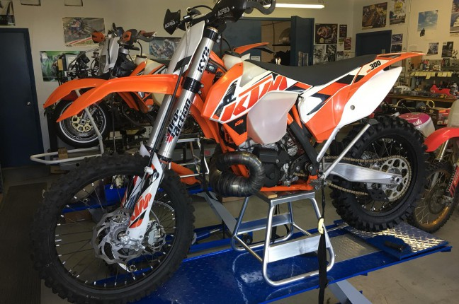 BRC Racing's 500cc two-stroke kit for KTMs | 2 Smokin' – Passion for
