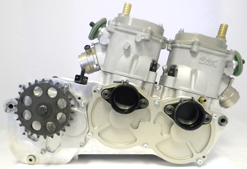 The BRC250FE Engine
