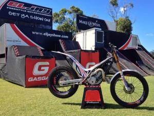 Eljay's 2014 GasGas 300 Raga Edition