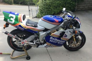 Scott's MC21 Rothmans NSR250