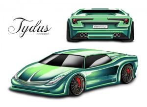 Tydus Concept Car